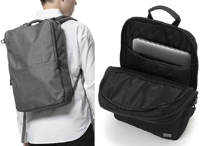 バッグの重さを究極の握り心地で鮮やかに解決! ポーターの3wayブリーフ