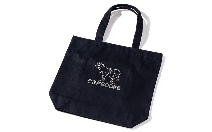 COW BOOKS カウブックス ロゴトート