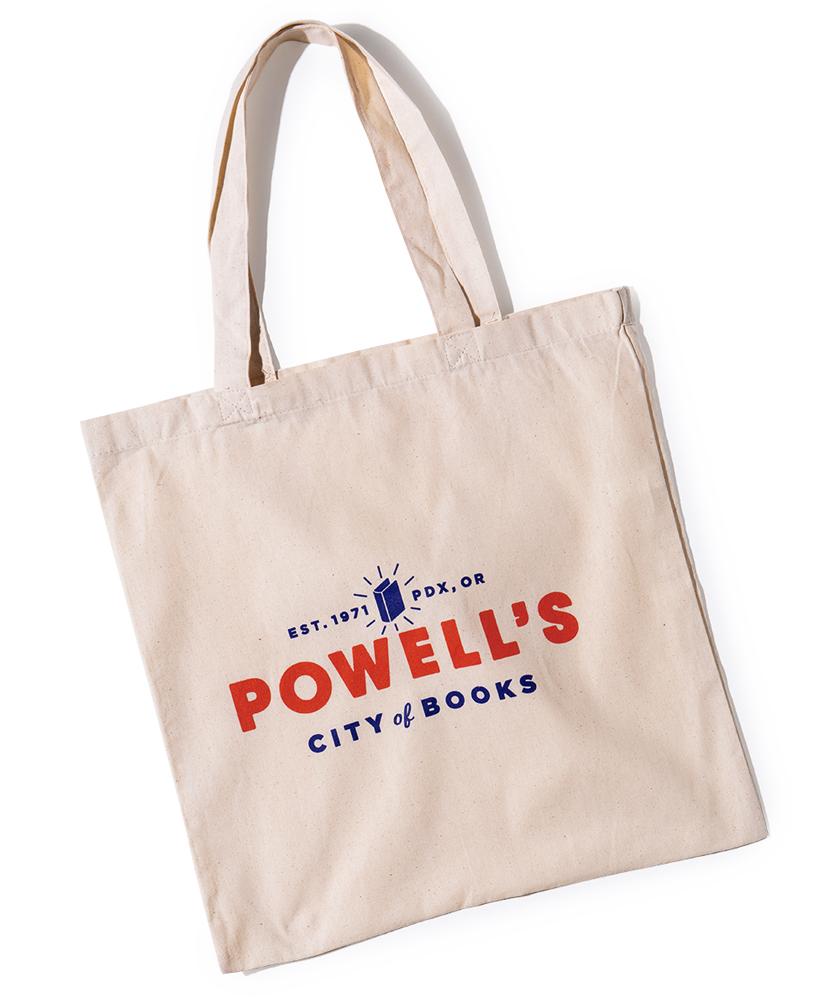 POWELL'S BOOKS パウエルズブックストア エコバッグ