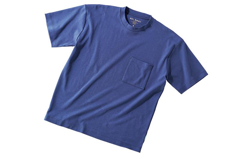 nano・universe ナノ・ユニバース アンチスメルTシャツ