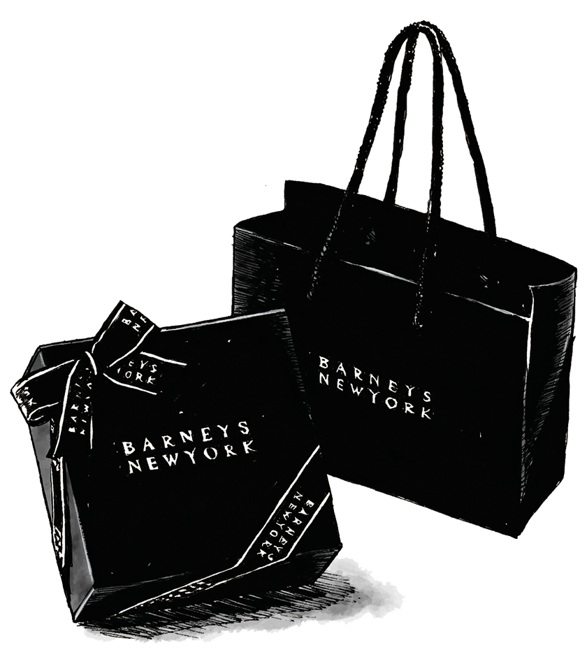 BARNEYS NEW YORK バーニーズ ニューヨーク GIVE GOOD GIFT