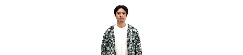eコマース メンズカジュアル担当 東福正規さん