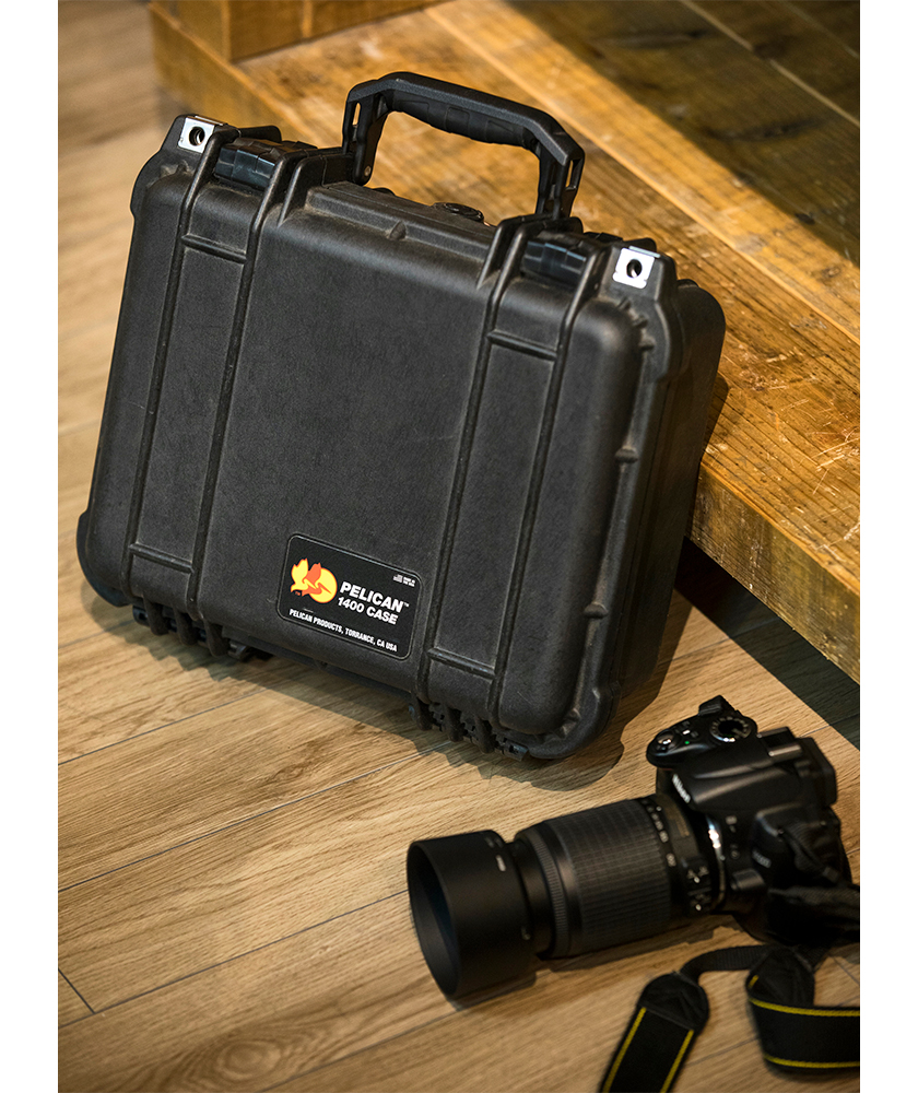 ペリカンのカメラケース