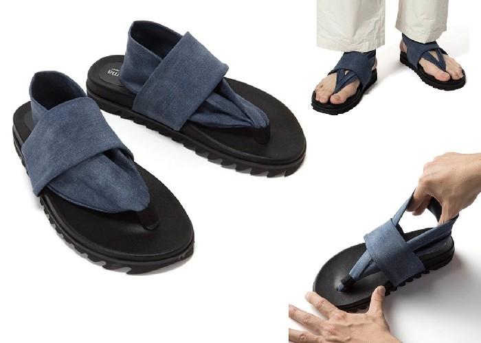 【驚きのコスパ】U-9000円! 現代版ヘップサンダルが今どきサンダルスタイルに盲点フィット!!