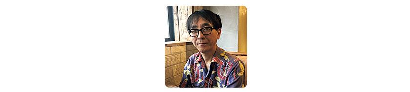角田 潤さん