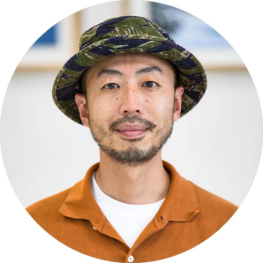 ビームス プラス ディレクター 溝端秀基さん