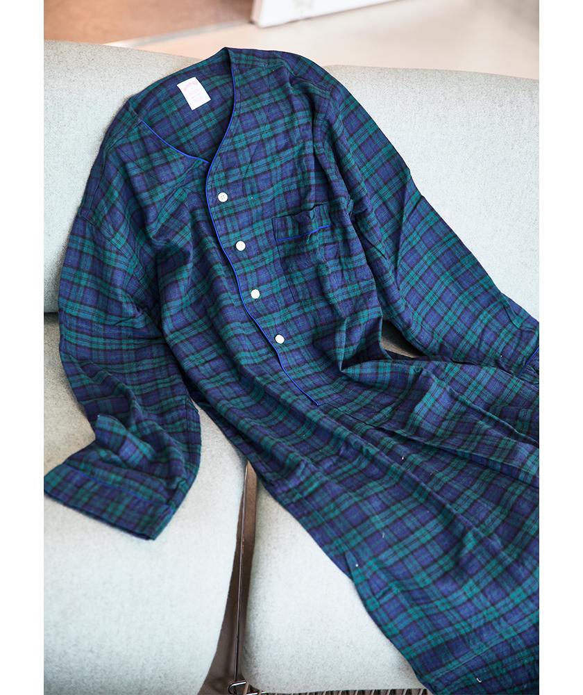 ブルックスブラザーズのパジャマ