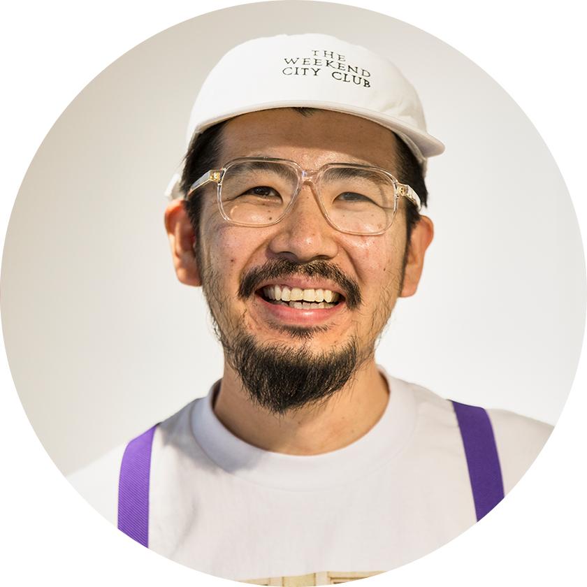 にしのや ディレクターの西野大士さん