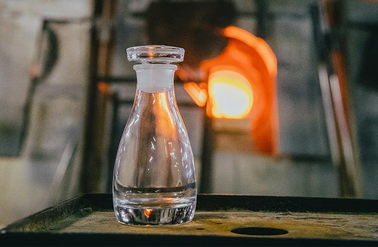 フライパンをそのまま皿として使えるから熱々が長持ち♪