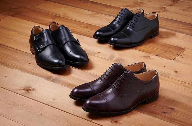 トリッカーズはカントリー靴だけじゃなくドレス靴も得意なんです