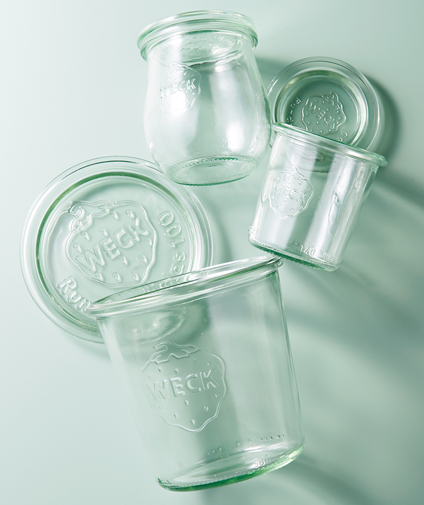 ウェック 保存瓶シリーズ