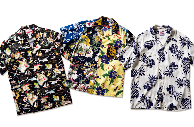 服好き視点のハワイ学