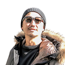 ナノ・ユニバース プレスチーフ 和田 隼さん