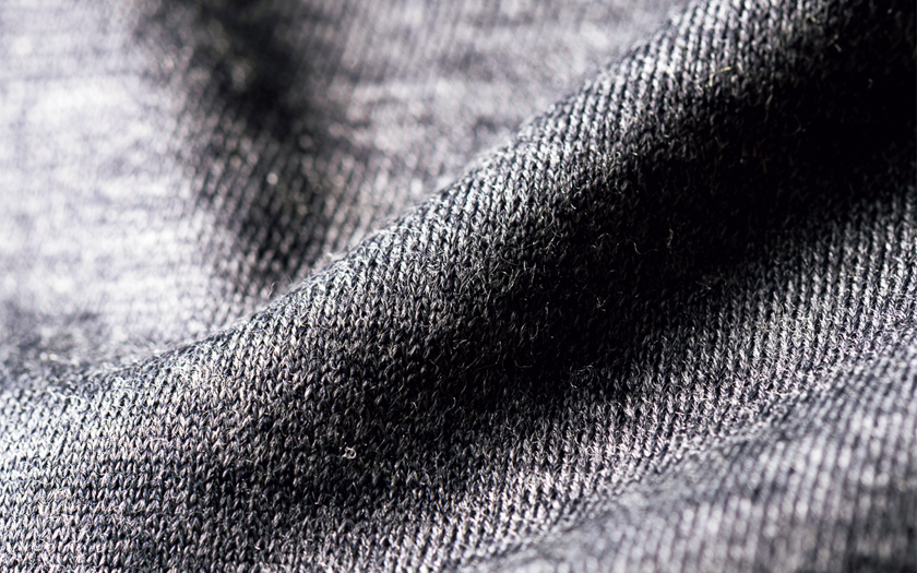 LOOPWHEELER ループウィラー ウォッシャブル ウールロングTシャツ