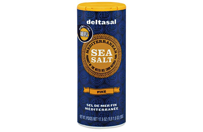 DELTASAL デルタサル 地中海シーソルト 細粒