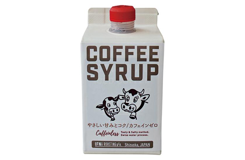 IFNi イフニ ファミリーコーヒーシロップ