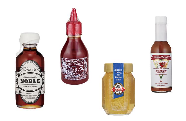 世界の調味料カタログ
