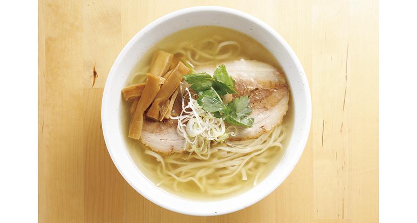 Japanese Ramen Noodle Lab Q しおNo.1