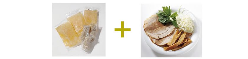 Japanese Ramen Noodle Lab Q セット内容