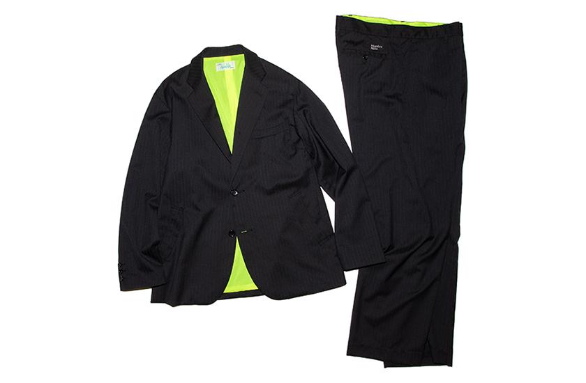 Hombre Nino オンブレニーニョのジャケットとパンツ