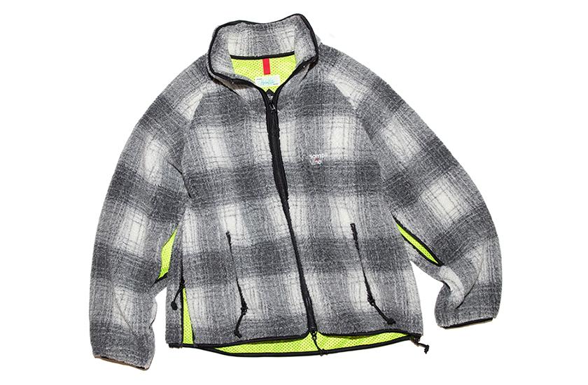Hombre Nino オンブレニーニョのフリースジャケット