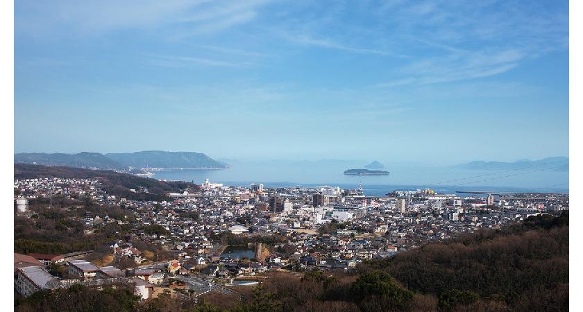 岡山県の児島地区