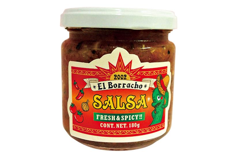 EL BORRACHO エルボラーチョ エルボラサルサ