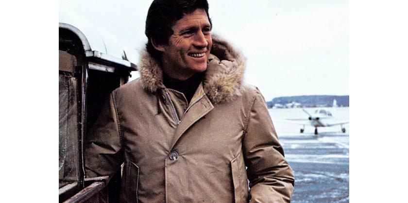 アラスカのパイプライン作業員向け防寒着