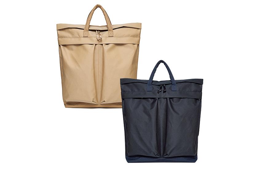 NANAMICA ナナミカ Water repellent Helmet Bag