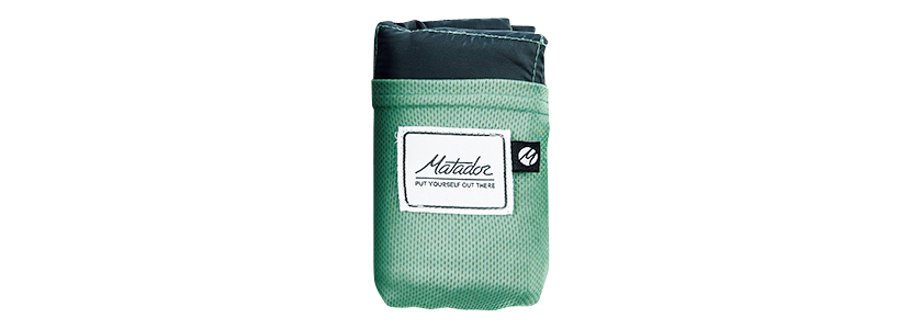 Matador マタドール ポケットブランケット2.0