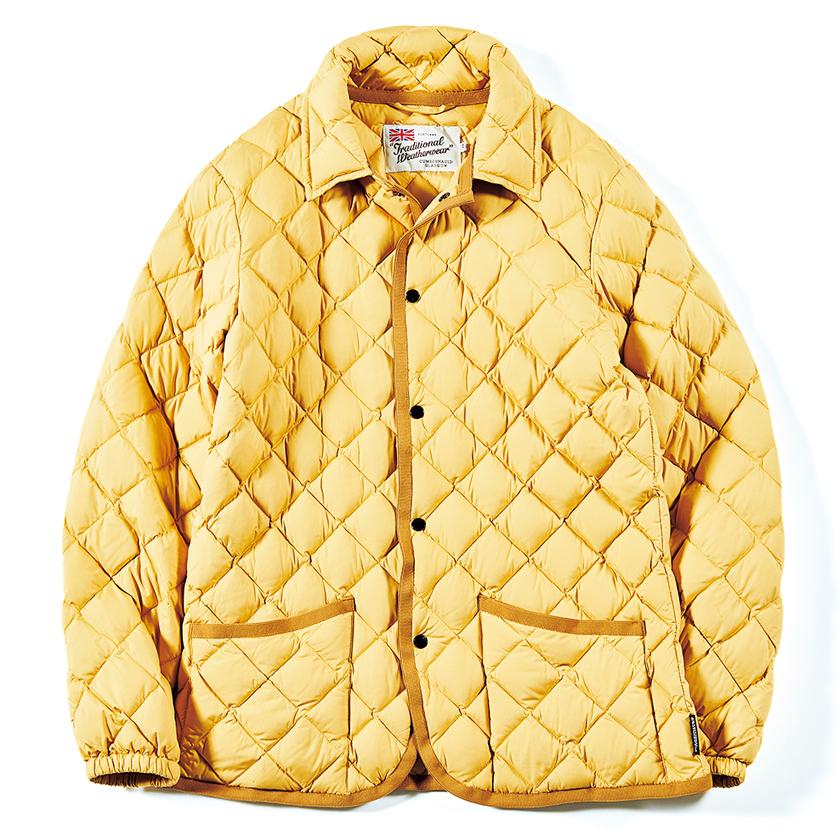 Traditional Weatherwear トラディショナルウェザーウェア ウェーバリー ダウン パッカブル1