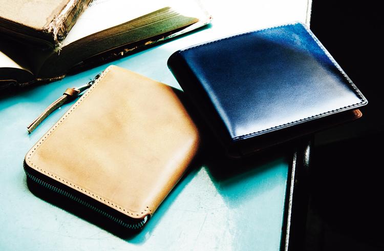 """本格革なのにUー1万円! 週末は""""前ポケ財布""""で出かけてみる♪"""