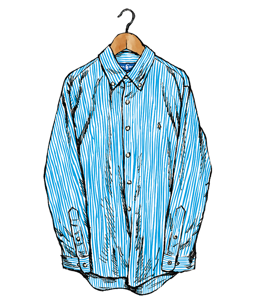 ポロ ラルフ ローレンの名作BDシャツ