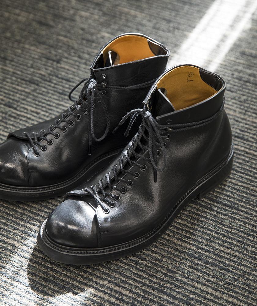 CALMAN THOLOGY カルマンソロジーのブーツ