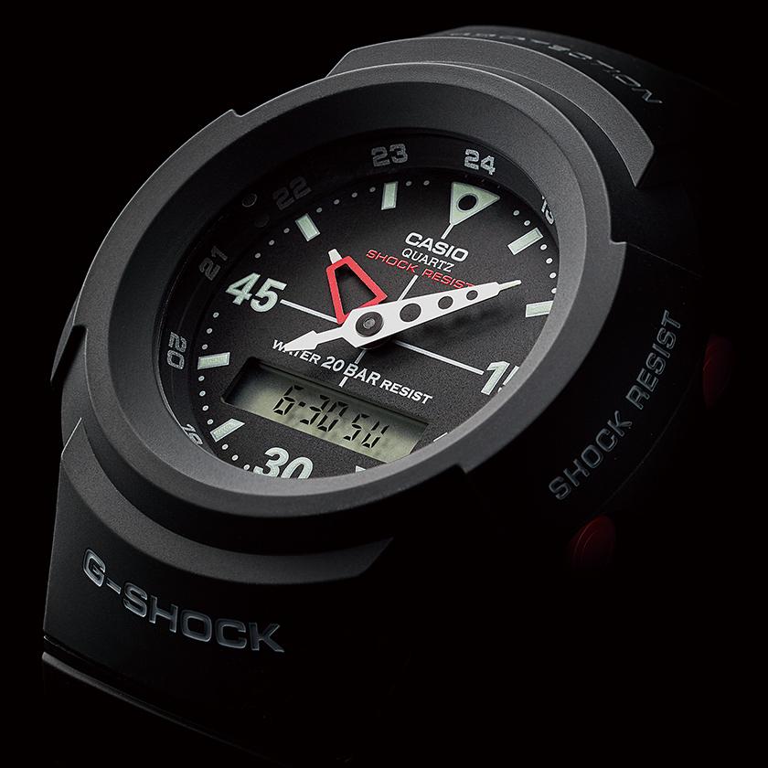 CASIO カシオ G-SHOCK AW-500E
