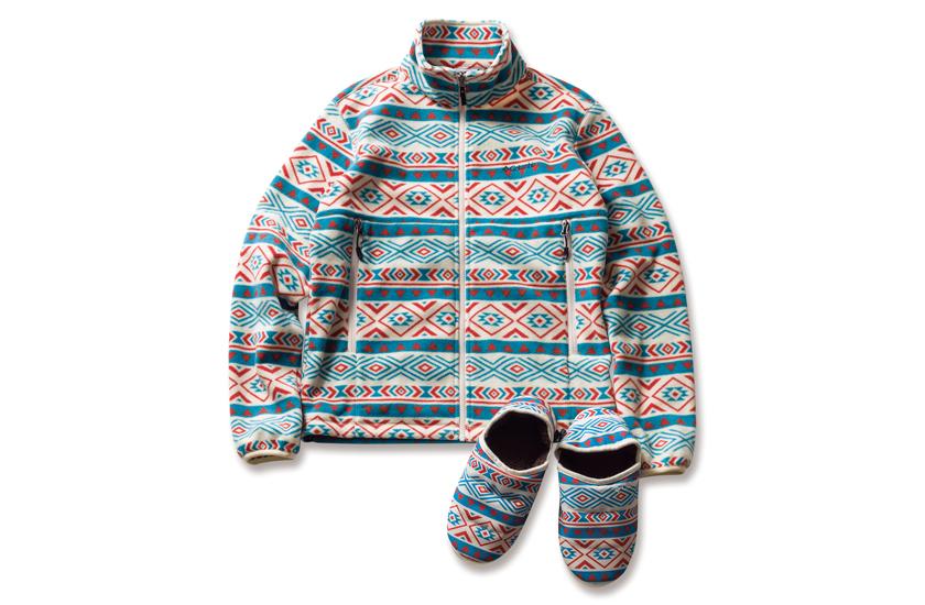Columbia コロンビア バックアイスプリングスジャケット ネステント モック グラフィック