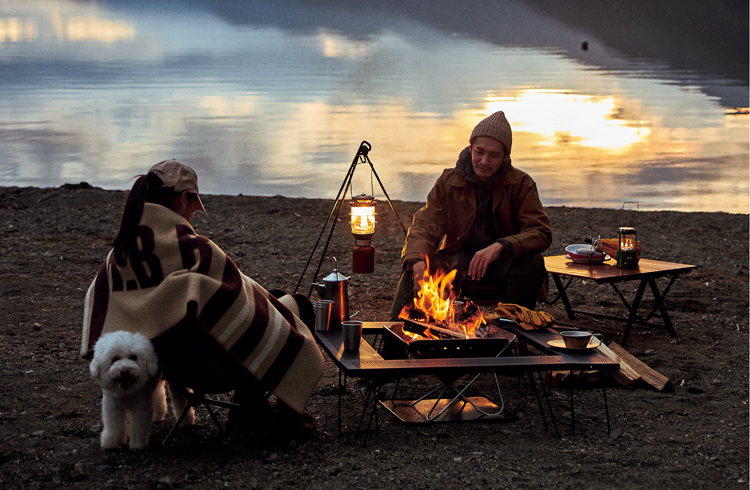 冬キャンプをはじめよう!