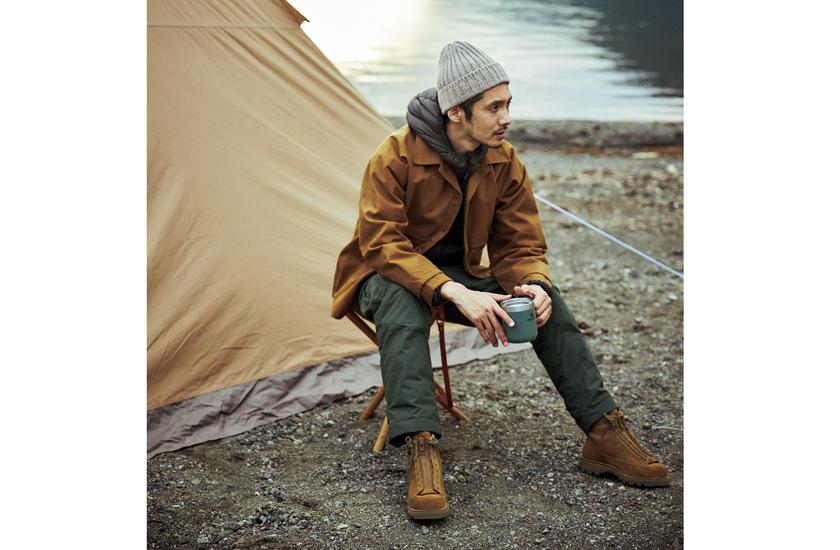 冬キャンプの服装はローテク&ハイテクウェアの組み合わせがオススメ!
