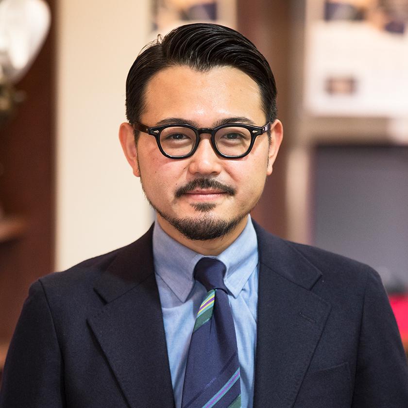 麻布テーラー 篠塚 剛さん