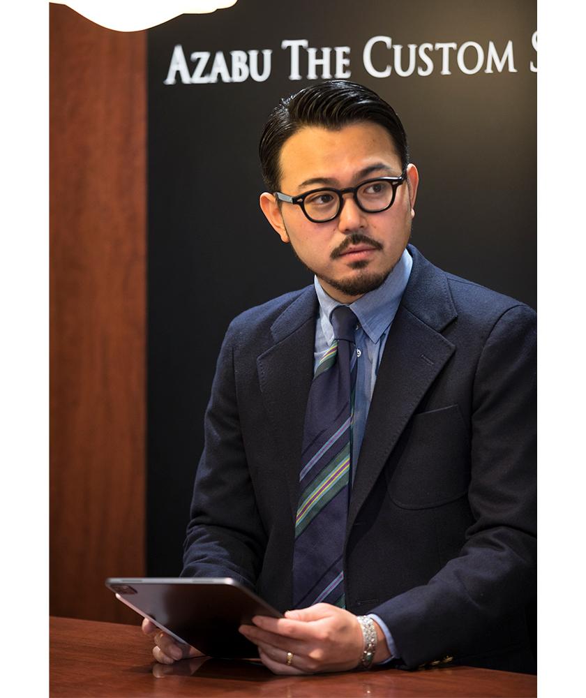 azabu tailor 麻布テーラーのヴィンテージタイ