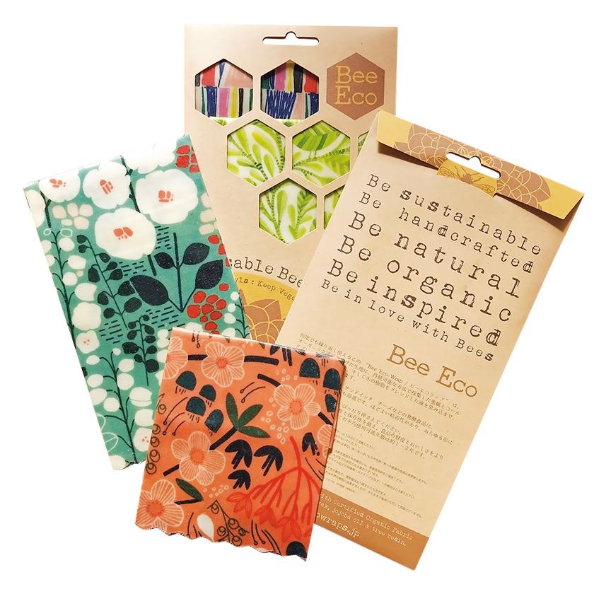 Bee Eco Wrap JapanのBee Eco Wrap S/Mセット