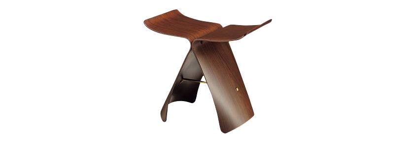 Tendo 天童木工 バタフライスツール