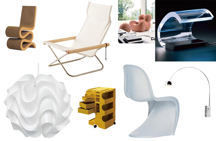 イタリアで興った革新デザイン時代