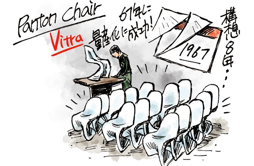 Vitra ヴィトラ パントン チェア