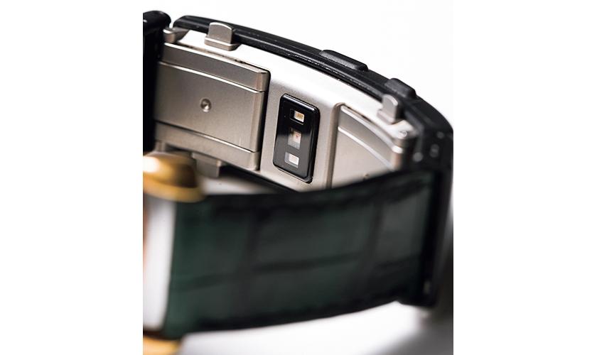 JEAN ROUSSEAU ジャン・ルソー ソニー製 wena wrist active 付き オーダーベルト
