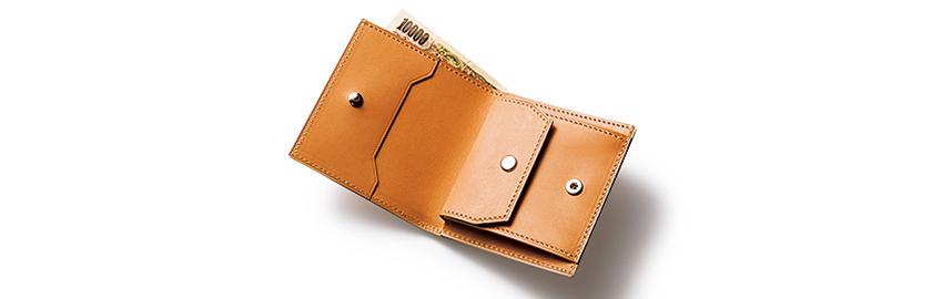 万双 ミニ財布