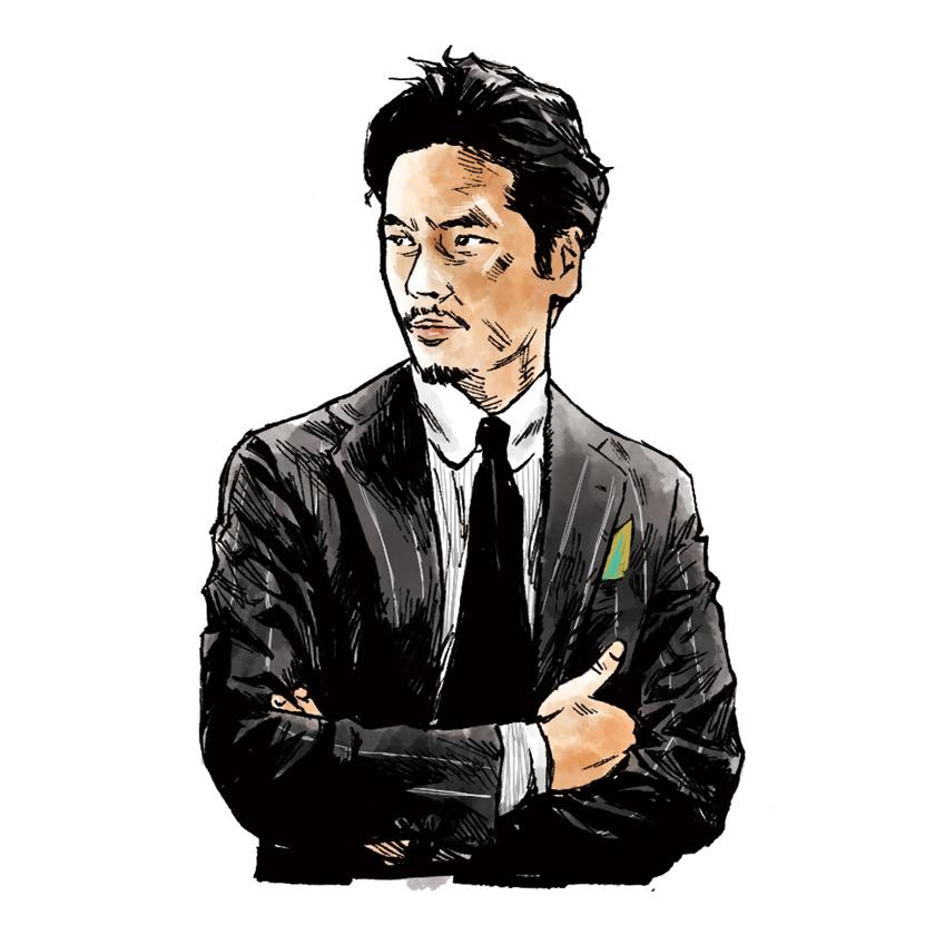 ビームスF ディレクター 西口修平さん