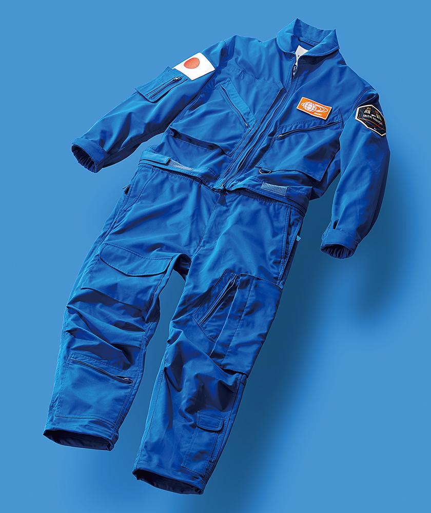 BEAMS ビームス JAXA野口宇宙飛行士ISS搭乗記念 フライトスーツ