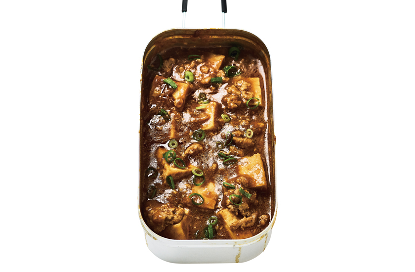 TRANGIA トランギア メスティン カレー麻婆豆腐 レシピ