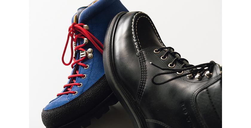 RED WING レッド・ウィング black PARABOOT パラブーツ blue